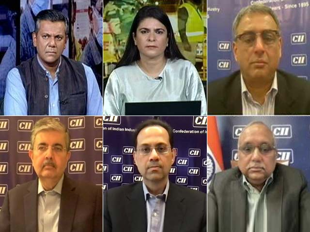 Video : Lockdown Not A Solution: Industry Body CII At NDTV Solutions Summit