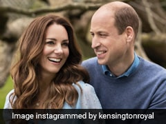 Prince William And Kate Share New Pics To Celebrate 10 Years Of Marriage