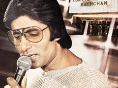 "On Amitabh Bachchan's ""First Live Performance"" Post, Granddaughter Navya Naveli Left This Comment"