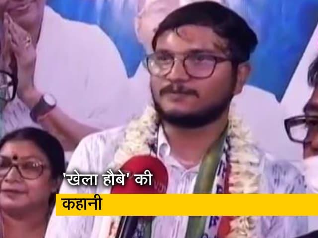Videos : बंगाल में छाए 'खेला हौबे' गाने की कहानी जानिए?  देबांग्शु भट्टाचार्य से खास बातचीत