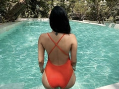 Guess The Actress In This Stunning Pic From Goa Vacation