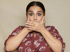 World Health Day 2021: Vidya Balan Read Our Minds. See Her Post On Weight