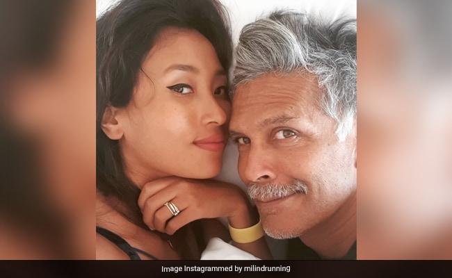 'Still Seems Like Yesterday': Milind Soman's Wish For Ankita Konwar On Their 3rd Wedding Anniversary