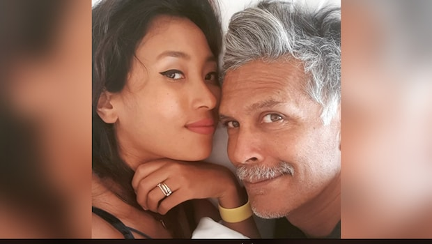 Milind Soman's Delicious Lunch Was Courtesy Wife Ankita - See Pic