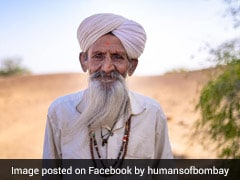 """""""She Never Married"""": The Gatekeeper Of Kuldhara, 82, On His First Love"""