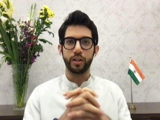 "Video : ""Not Much Panic"" Among Migrants Like Last Year: Aaditya Thackeray On NDTV Solutions Summit"