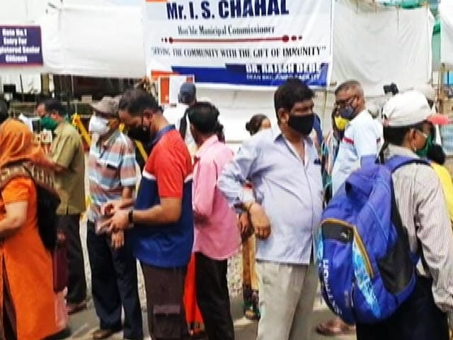 Video : Top News Of The Day: Mumbai's Biggest Vaccine Centre Runs Out Of Stock