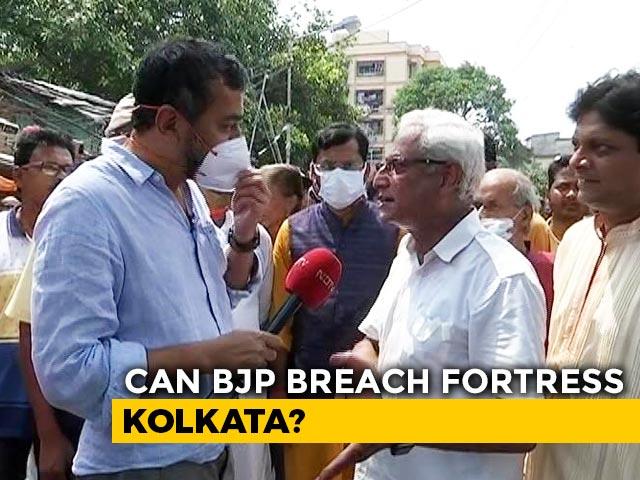 Video : Mamata Vs BJP: Battle For Kolkata