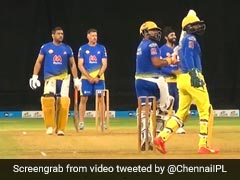 IPL 2021: Chennai Super Kings' Super Match Highlights As MS Dhoni's Side Gear Up For IPL. Watch