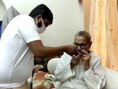"""Stay Positive"": 104-Year-Old In Madhya Pradesh Beats Covid"