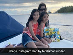 Farah Khan, Can You Please Stop Posting Those Gorgeous Pics from Maldives?