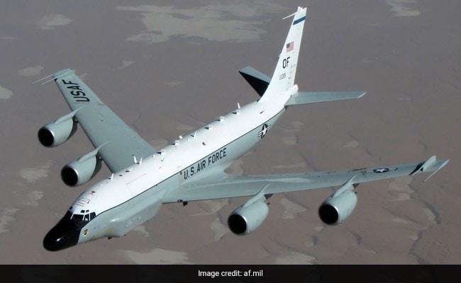Russia Scrambles Fighter Jet To Accompany US Spy Plane: Report