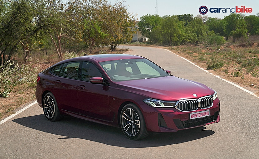 The 2021 BMW 6 Series Gran Turismo is launched in India with significant design updates