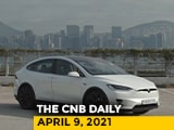Video : Vehicle Registrations March   Tesla India Showroom   World Car Person