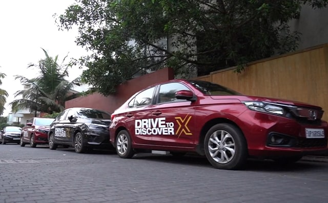 Video : Honda Drive To Discover 10