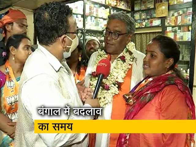 Video : सालों बाद बंगाल को बीजेपी के रूप में असली विकल्प मिलेगा : NDTV से स्वप्न दासगुप्ता