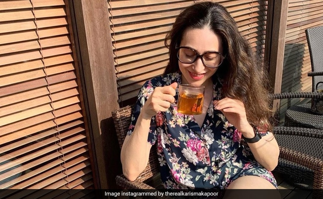 Karisma Kapoor's Lockdown Mantra Is...