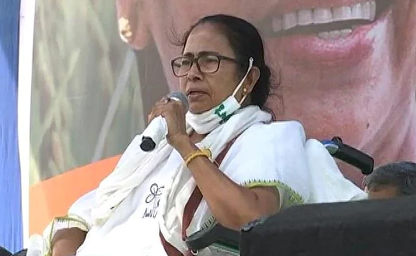 Provide Free Vaccine For All In Time-Bound Manner: Mamata Banerjee To PM