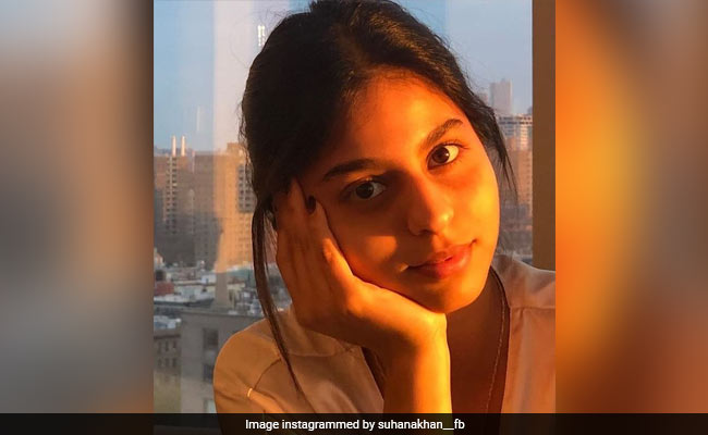 When The Sun Sets In New York, What Keeps Suhana Khan Busy