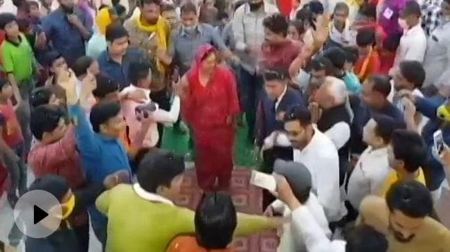 Video   Rajasthan: 3 Assembly Seats Headed For Bypolls