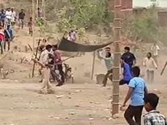 Watch: Cops Go To Stop Mela In Jharkhand Village, Thrashed With Sticks