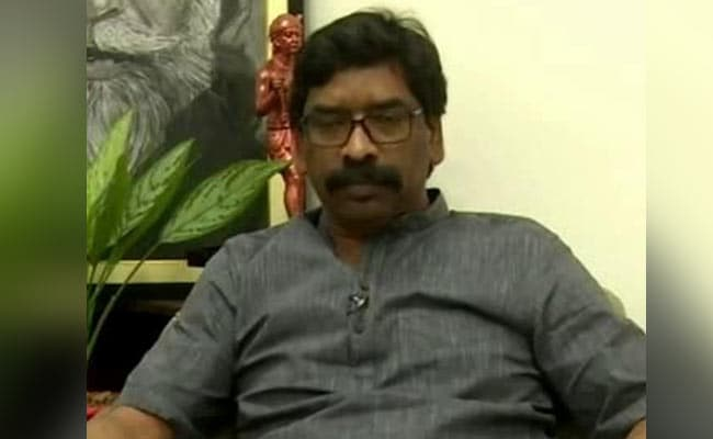 Free Covid Vaccine For People Above 18-Years In Jharkhand: Hemant Soren