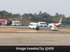 Air India Express Flight Makes Emergency Landing At Kozhikode Airport After Fire Warning