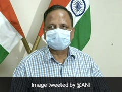 """""""Covid Situation Grim But People Should Not Panic"""": Delhi Health Minister"""