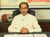 Video : Uddhav Thackeray In Favour Of Lockdown, All-Party Meet Underway: Sources