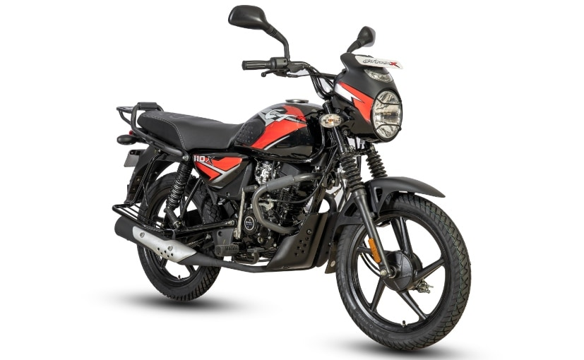 The Bajaj CT110X gets a bunch of features to make it more rugged and durable