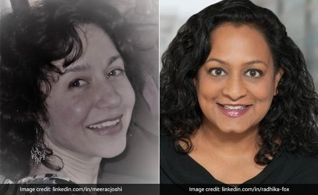 Biden Nominates 2 Indian-American Women To Key Administration Positions