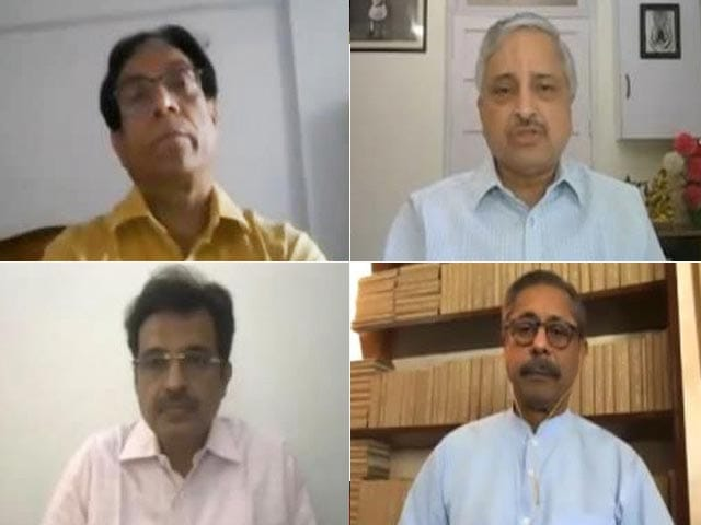 """Video : """"No Need To Panic"""": Top Doctors On India's Covid Crisis"""