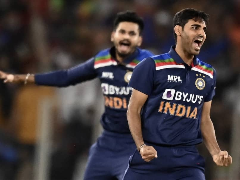 Bhuvneshwar Kumar Wins ICC Mens Player Of The Month Award For March