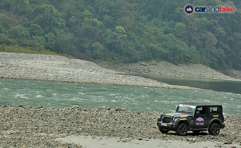 We drive across the eastern part of Arunachal Pradesh in a Mahindra Thar