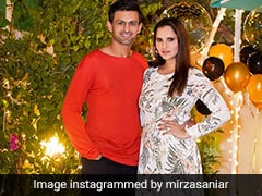 Shoaib Malik Makes Same Mistake Again While Wishing Wife Sania Mirza On Wedding Anniversary
