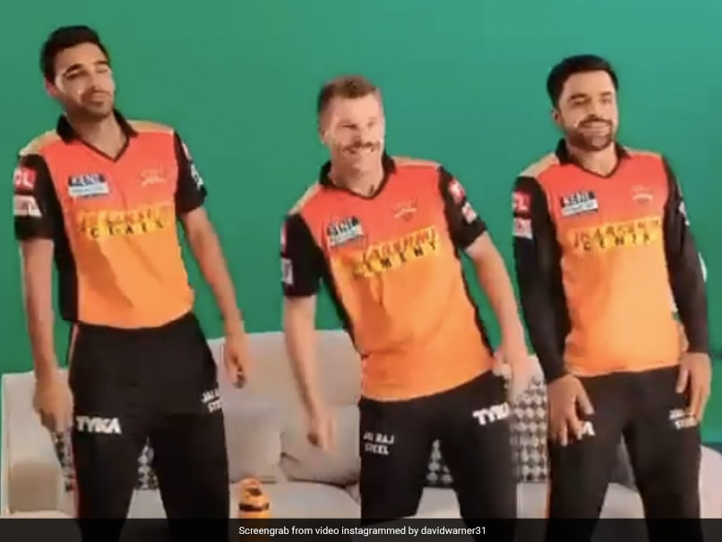 IPL 2021: Delhi Capitals, SunRisers Hyderabad Show Off Vaathi Coming Moves. Which One Gets You Going?