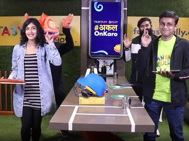 Bengaluru vs Rajasthan | Fantasy Team Today | The Fantasy Gully Show