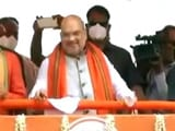 Video : Rallies Did Not Cause Virus Surge: Amit Shah