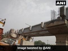 Beam Of Under-Construction Bridge Falls In Delhi, 50-Year-Old Man Dead: Police