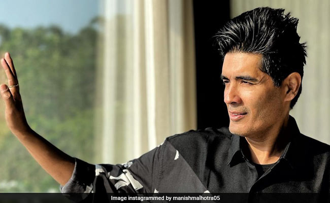 Fashion Designer Manish Malhotra Tests Positive For COVID-19, Currently 'Under Home Quarantine'
