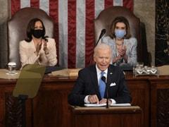 """Madam Speaker. Madam Vice President"": History Made At Biden Speech"