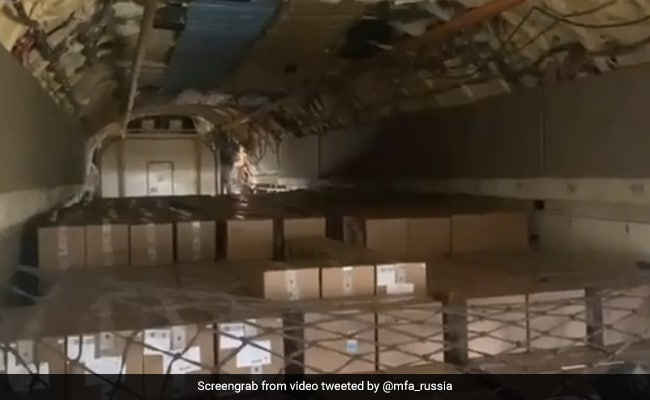 India Receives More Medical Supplies From International Community