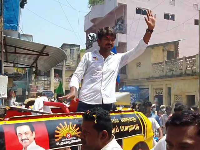 Video : 'Son-Rise' In DMK: MK Stalin's Son To Make Electoral Debut