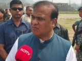 Video : BJP's Himanta Sarma Banned From Campaign Over NIA Threat To Congress Ally