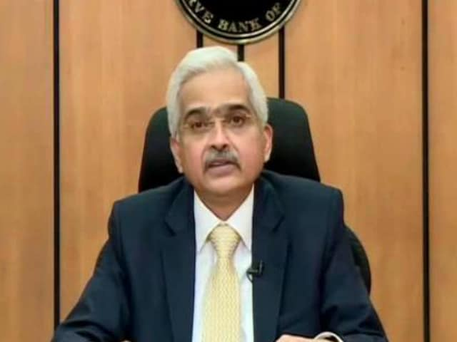 Video : RBI Keeps Key Lending Rate Unchanged At 4%, Maintains Accommodative Stance
