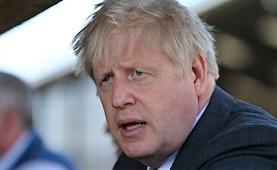 UK's Boris Johnson Voices 'Serious Concern' Over Delta Variant