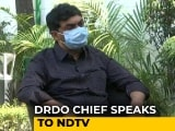 Video : Defence Body DRDO's Covid Hospital Gets Operational From Tomorrow