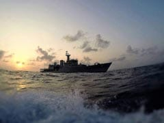 Navy Seizes Narcotics Worth Rs 3,000 Crore From Fishing Vessel In Arabian Sea