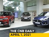 Video : Maruti Suzuki Sales | Tata Motors March Sales | 2021 Bonneville Launch