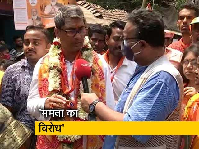 Videos : बंगाल चुनाव : ममता बनर्जी की निर्ममता का विरोध करता हूं- कल्याण चौबे